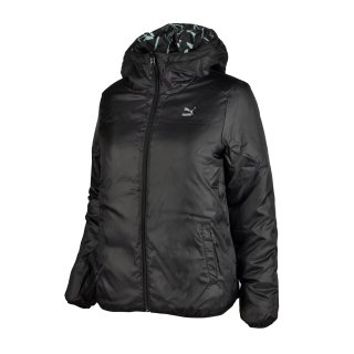 Куртка Puma Reversible Padded Jacket - фото 3