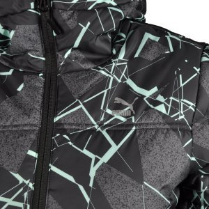 Куртка Puma Reversible Padded Jacket - фото 5