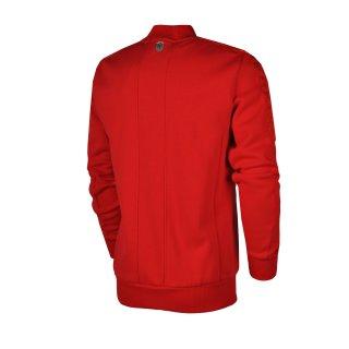 Кофта Puma Ferrari Sweat Jacket - фото 2