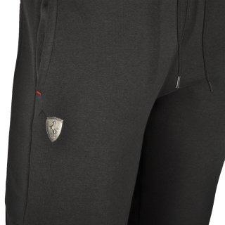 Брюки Puma Ferrari Sweat Pants Closed - фото 4