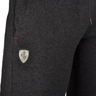 Брюки Puma Ferrari Sweat Pants closed - фото 3