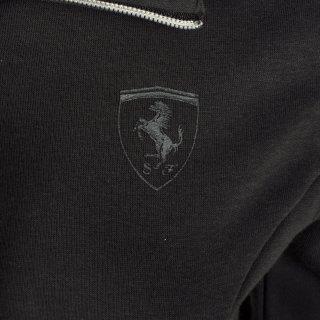 Кофта Puma Ferrari Sweat Jacket - фото 3