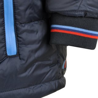 Куртка Puma Bmw Msp Padded Jacket - фото 3