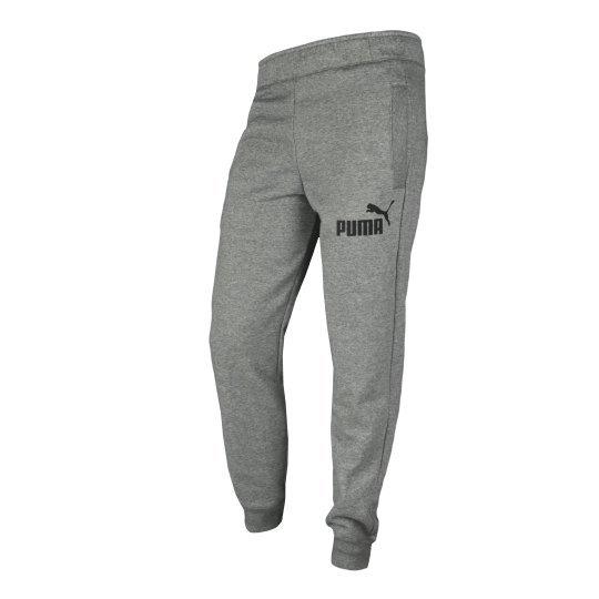 Брюки Puma Ess No1 Logo Swt Pants Fl Cl - фото