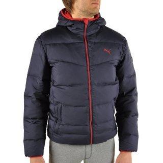 Куртка-пуховик Puma Ess Hooded Down Jacket - фото 5