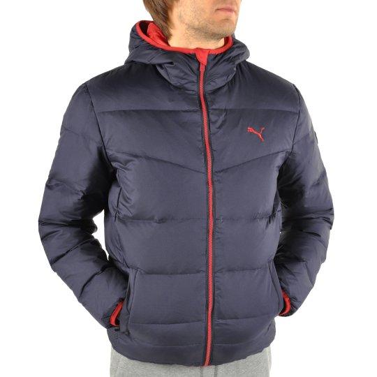 Куртка-пуховик Puma Ess Hooded Down Jacket - фото