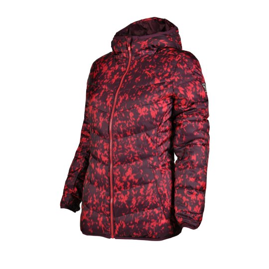 Куртка Puma Fun T48 Hooded Padded Jacket - фото