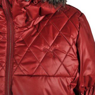 Куртка-пуховик Puma Style Down Jacket - фото 3