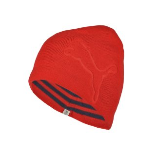 Шапка Puma Embossed Reversible Beanie - фото 1