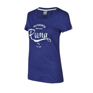 Футболка Puma Style Pb Athl Tee - фото 1