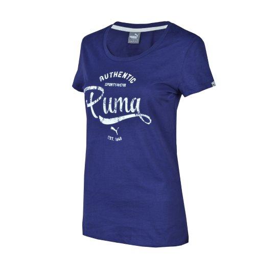 Футболка Puma Style Pb Athl Tee - фото