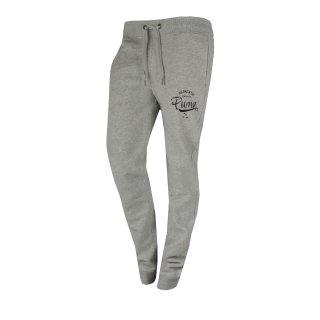 Брюки Puma Style Athl Sweat Pants Fl - фото 1