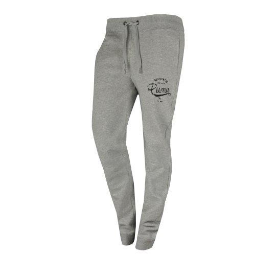 Брюки Puma Style Athl Sweat Pants Fl - фото