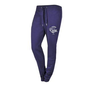 Брюки Puma Style Athl Sweat Pants Fl - фото 1