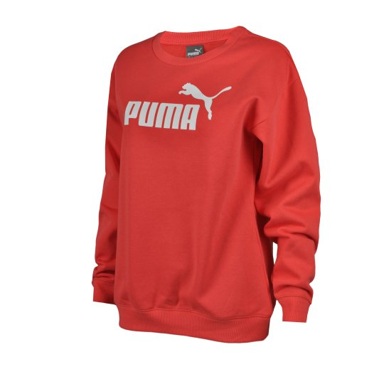 Кофта Puma ESS BF Crew Sweat FL - фото