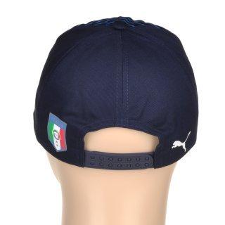 Кепка Puma Italia Fanwear Cap - фото 3