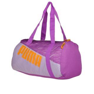 Сумка Puma Studio Barrel Bag - фото 1