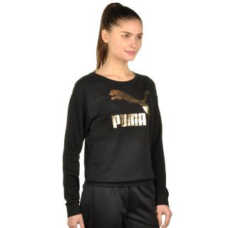 Кофта Puma No.1 Logo Crew Sweat - фото 4