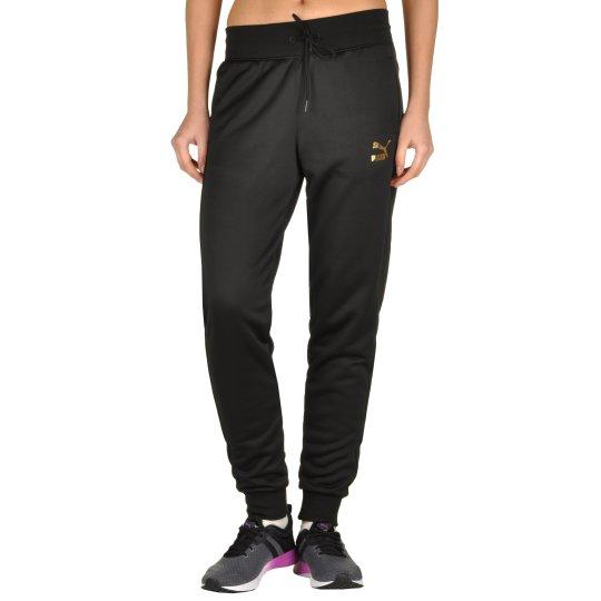 Брюки Puma No.1 Logo Sweat Pants - фото
