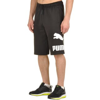 Шорты Puma Archive Logo Sweat Bermudas - фото 2