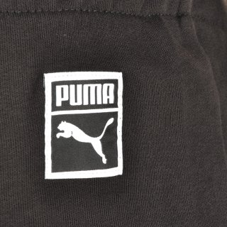 Шорты Puma Archive Logo Sweat Bermudas - фото 5