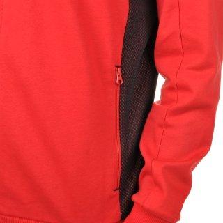 Кофта Puma Ferrari Hooded Sweat Jacket - фото 7