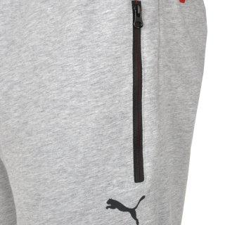 Брюки Puma Ferrari Sweat Pants Open - фото 5
