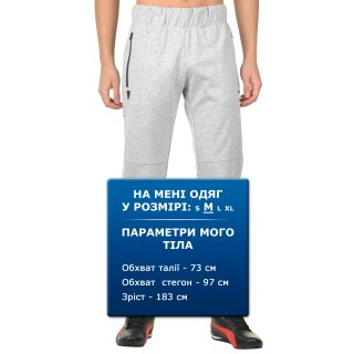 Брюки Puma Ferrari Sweat Pants Open - фото 6