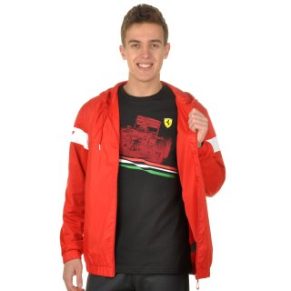 Куртка-ветровка Puma Sf Lightweight Jacket - фото 5