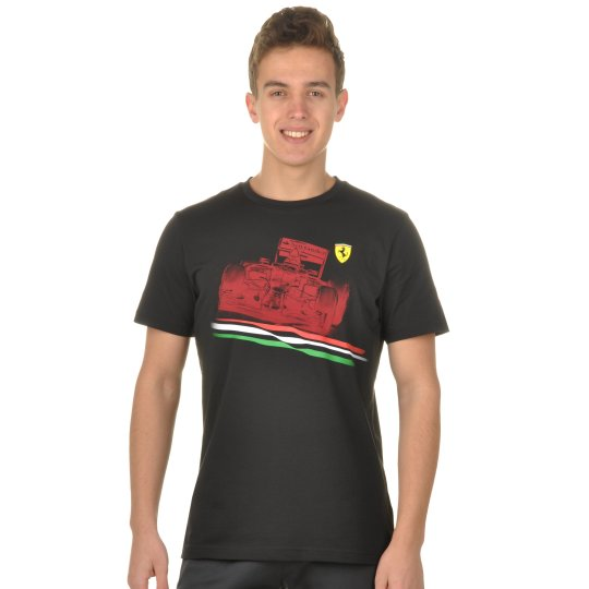 Футболка Puma Sf Graphic Tee 1 - фото