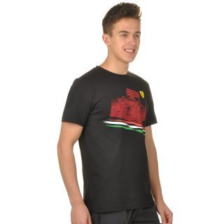 Футболка Puma Sf Graphic Tee 1 - фото 4