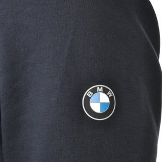 Кофта Puma Bmw Msp Hooded Sweat Jacket - фото 5