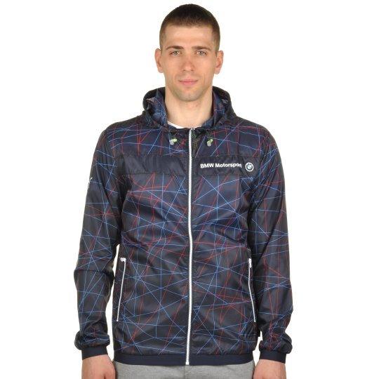 Куртка-ветровка Puma Bmw Msp Lightweight Jacket - фото
