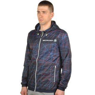 Куртка-ветровка Puma Bmw Msp Lightweight Jacket - фото 2