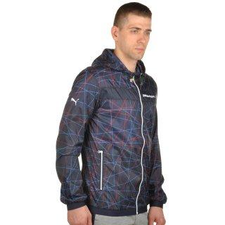 Куртка-ветровка Puma Bmw Msp Lightweight Jacket - фото 4