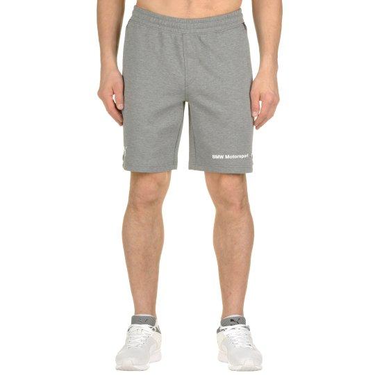 Шорты Puma Bmw Msp Sweat Shorts - фото