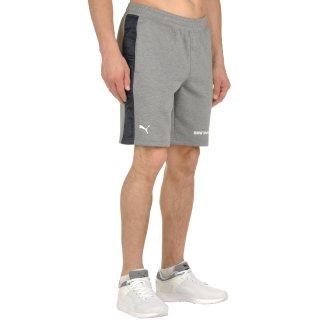 Шорты Puma Bmw Msp Sweat Shorts - фото 4
