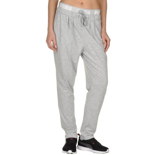 Брюки Puma Active Forever Jersey Pant W - фото