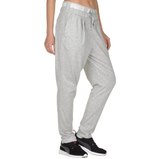 Брюки Puma Active Forever Jersey Pant W - фото 4