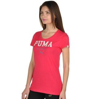 Футболка Puma Style Athl Tee W - фото 2