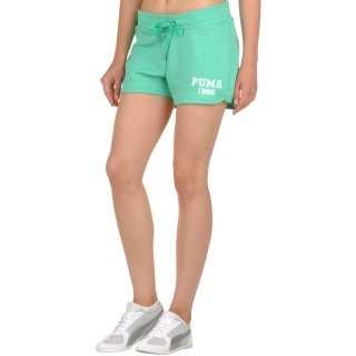 Шорты Puma Style Athl Shorts W - фото 2