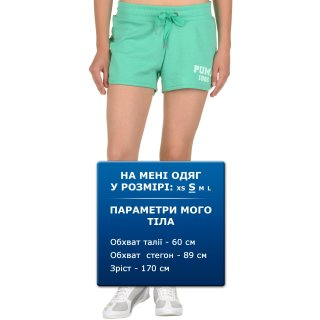 Шорты Puma Style Athl Shorts W - фото 6