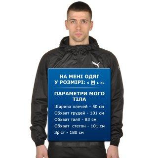 Куртка-ветровка Puma ACTIVE Stretchlite Storm Jkt - фото 7