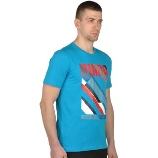 Футболка Puma Fun Dry Graphic Tee - фото 4