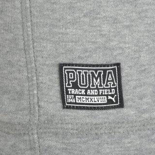 Шорты Puma Style Athl Sweat Bermuda - фото 5