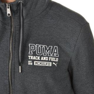 Кофта Puma Style Athl Htr Hd Swt Jkt Tr - фото 6