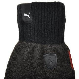 Перчатки Puma Ferrari Ls Knit Gloves - фото 4