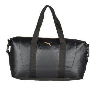 Сумка Puma Fit At Workout Bag Gold - фото 2
