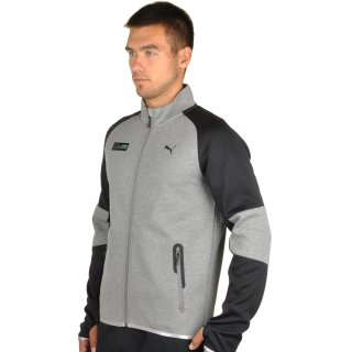 Кофта Puma Mamgp Sweat Jacket - фото 2