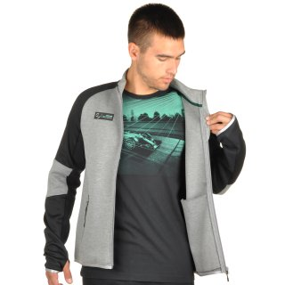 Кофта Puma Mamgp Sweat Jacket - фото 5